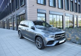 Mercedes-Benz GLS400d gray-049