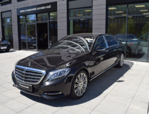 Mercedes-Benz Třídy S S500 4MATIC MAYBACH TOP Výbava!!!!