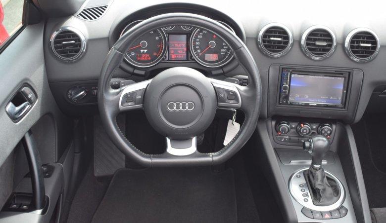 AUDI TT Cabrio 3.2/QUATTRO/AUT/NAVI/CZ
