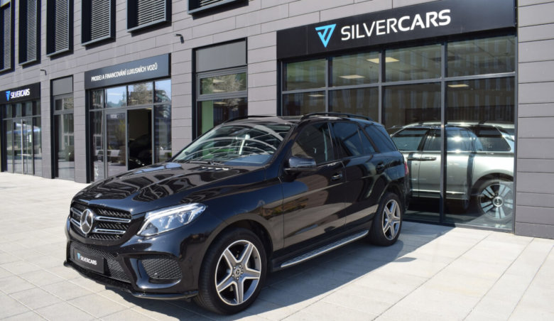 Mercedes-Benz GLE 350d  AMG / Keyless / 360 / záruka do 2023