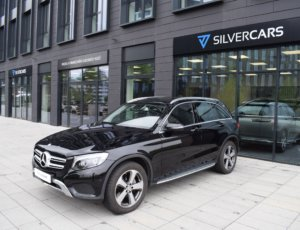 Mercedes-Benz GLC 220d 4Matic AIRMATIC