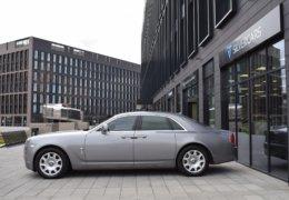 Rolls Royce GHOST GRAY-001