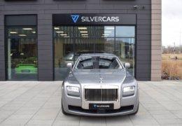 Rolls Royce GHOST GRAY-002
