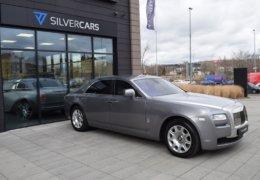 Rolls Royce GHOST GRAY-003