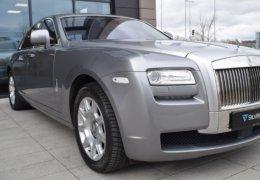 Rolls Royce GHOST GRAY-004