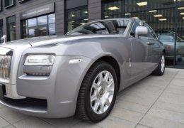 Rolls Royce GHOST GRAY-008