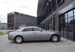 Rolls Royce GHOST GRAY-009