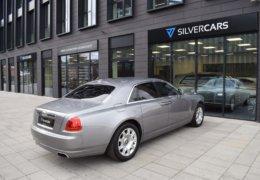 Rolls Royce GHOST GRAY-010