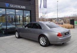 Rolls Royce GHOST GRAY-012
