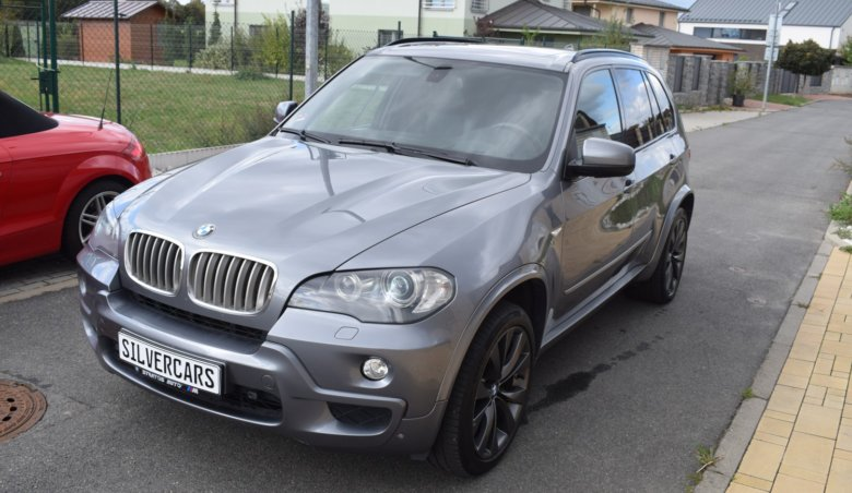 BMW X5 35d xDrive/KeyLess/Panorama/SoftClose/DVD/M-Paket