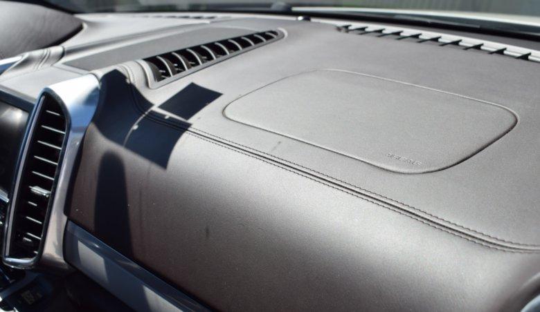 Porsche Cayenne 3,0d V6 Turbo Optik, Vzduch