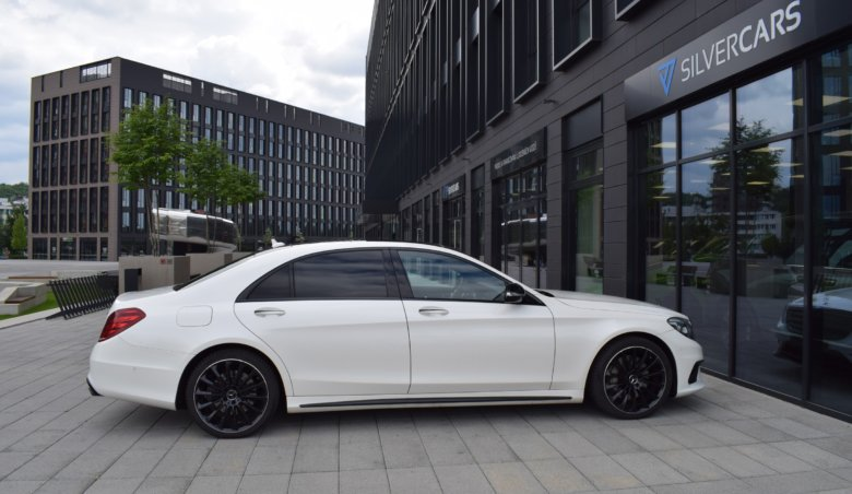 Mercedes-Benz S 350d 4M/63 AMG Optic/Panorana/Keyless