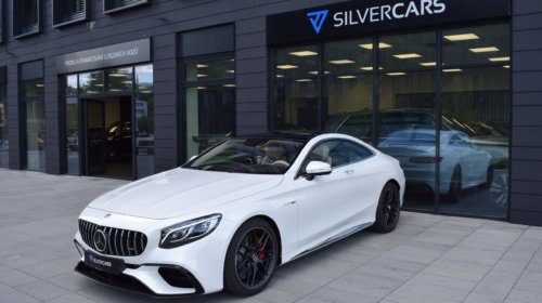 Mercedes-Benz Třídy S 63 AMG coupe 4Matic/ AMG/ new model