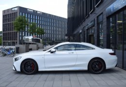 Mercedes-Benz S63AMG-coupé-white-001
