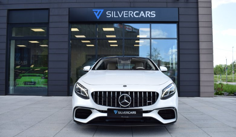 Mercedes-Benz Třídy S 63 AMG coupe 4Matic/ AMG