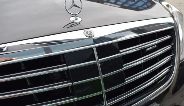Mercedes-Benz Třídy S S63AMG LONG 4Matic TOP stav