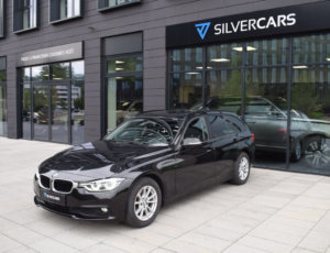 BMW Řada 3 318d Kombi Navigace/ Automat/ 110 kW