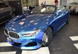 BMW M850i X-Drive-blue