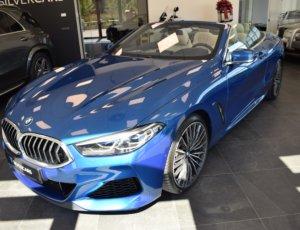 BMW Řada 8 M850i xDrive Cabrio / Individual/ M optic/ 100 km/ TOP výbava
