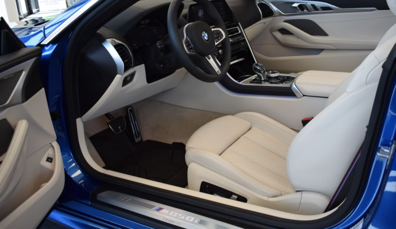 BMW Řada 8 M850i xDrive Cabrio / Individual/ M optic/ 100 km/ TOP výbava