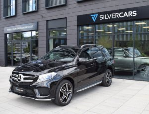 Mercedes-Benz GLE 250d 4MAtic 360/ tažné/ AMG optic