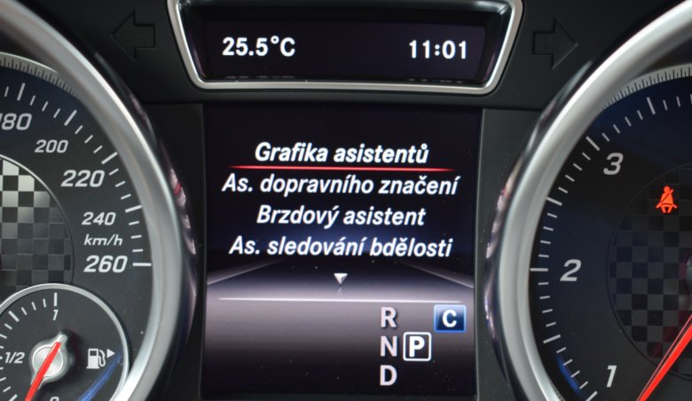 Mercedes-Benz GLE 250d 4MAtic 360/ tažné/ AMG optic