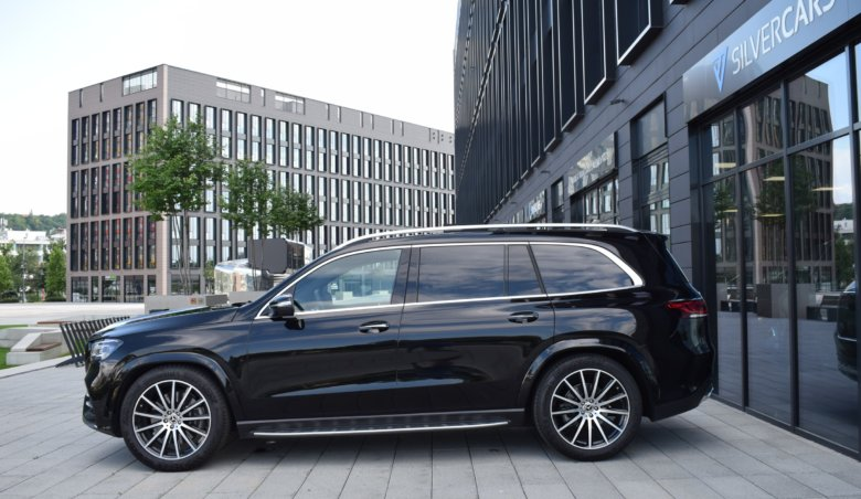 Mercedes-Benz GLS 350D 4Matic AMG/ Soft close/ Distronic/ 360/ New Model
