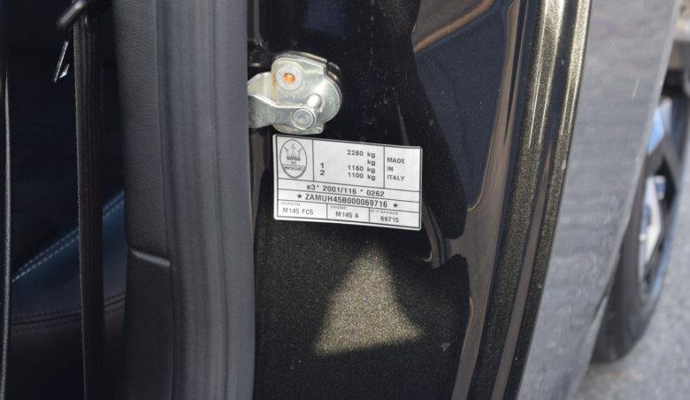 Maserati GranTurismo Sport MC 4.7 V8/Carbon/F1