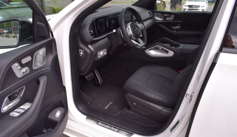 Mercedes-Benz GLE 350d coupé 4Matic / AMG / Distronic /360 / Keyles / Night paket