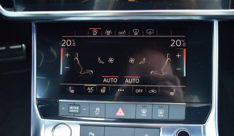 AUDI A6 50 TDI Quattro šedá/ kamera/ Keyless/ sedan