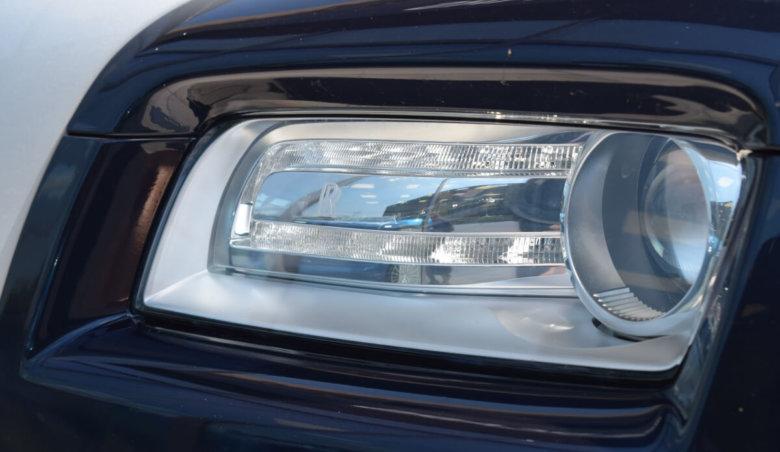 Rolls-Royce Wraith W12 Night Vision / Keyless / 360 / HeadUP / GLASS SPIRIT OF EXTASY