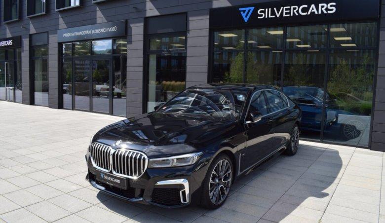 BMW 745Le/Paket first class/TV/M paket