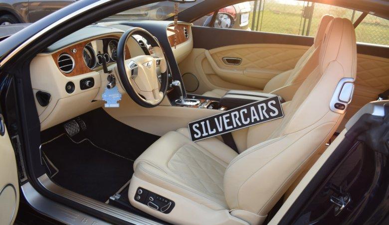 Bentley Continental GT V8/Mulliner/Masáže/Kamera