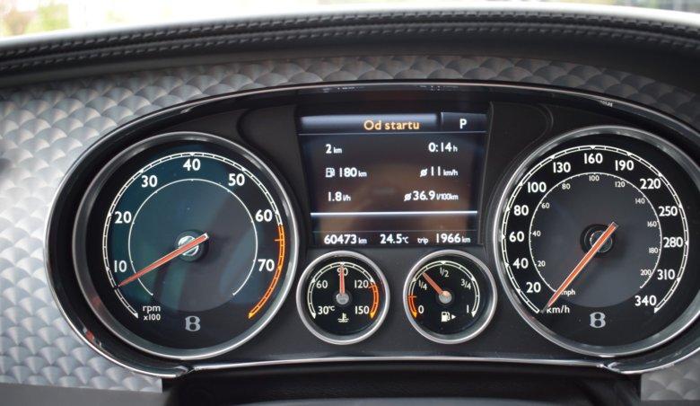 Bentley Continental GT V8 S/ Keramické brzdy/ Masáže/ KeyLessGo/ Mulliner