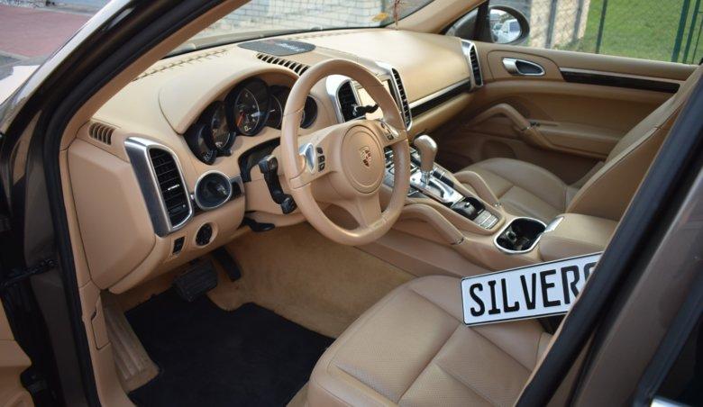 Porsche Cayenne diesel/Panorama