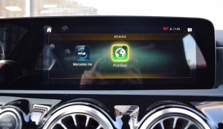 Mercedes Benz A 180 d/keyless/AMG