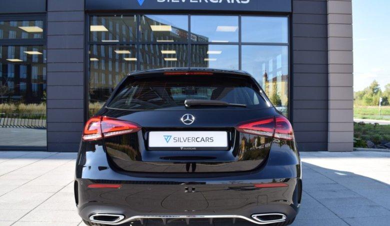 Mercedes Benz A 180d/Keyless/AMG