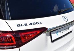 MB GLE 400 bíléDSC_0320