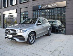 Mercedes Benz GLE 400d/Keyless/AMG/Head-up