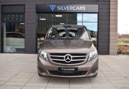 Mercedes Benz V220d L 0003
