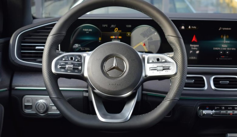 GLE 400D/Coupe/Amg/tažné