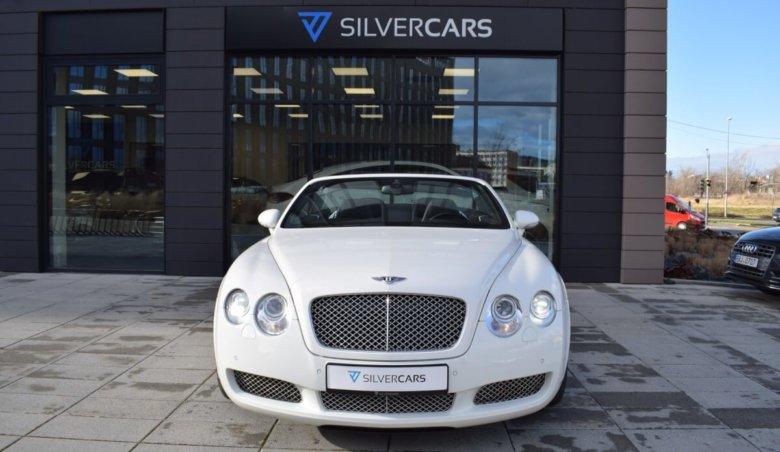 Bentley Continental GTC 6.0/Kabriolet/nová střecha