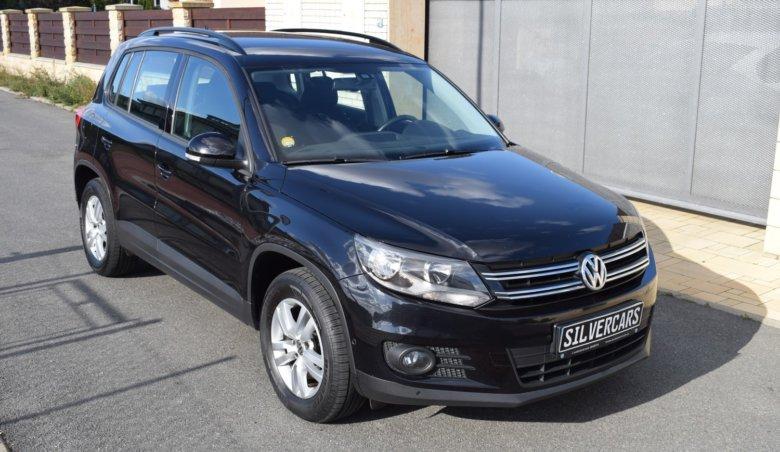 Volkswagen Tiguan/Tažné/CZ/Park asist