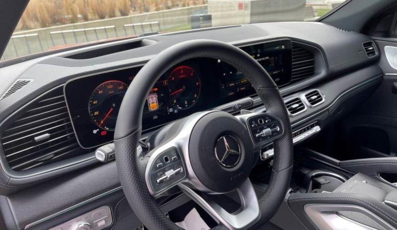GLE 400d Coupe/Keyless/AMG