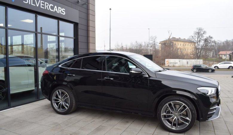 GLE 400D/AMG/Coupe/Tažné