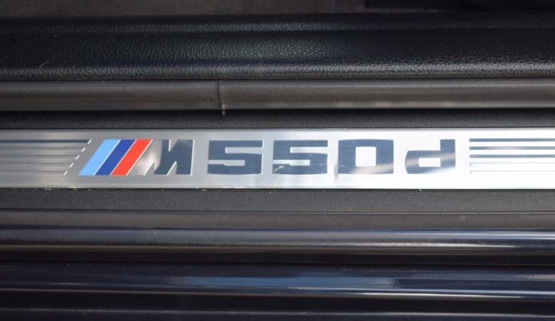 BMW M550d xDrive/HarmanKardon/Odvětrávaná sedadla