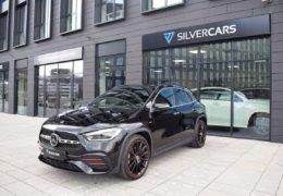 Mercedes benz GLA 200d AMG EDITION 0001