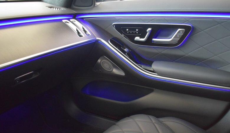 Mercedes-Benz S Class 400d/4matic/Nový model