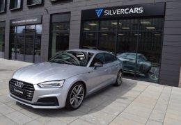Audi A5 stříbrnáDSC_0067