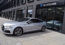 Audi A5 stříbrnáDSC_0068